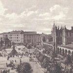 Rynek w Krakowie