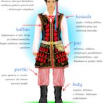 Strój krakowski męski