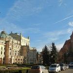 Kraków - plac św. Ducha