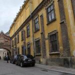 Kraków - ulica Pijarska
