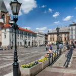Zarys historii Krakowa